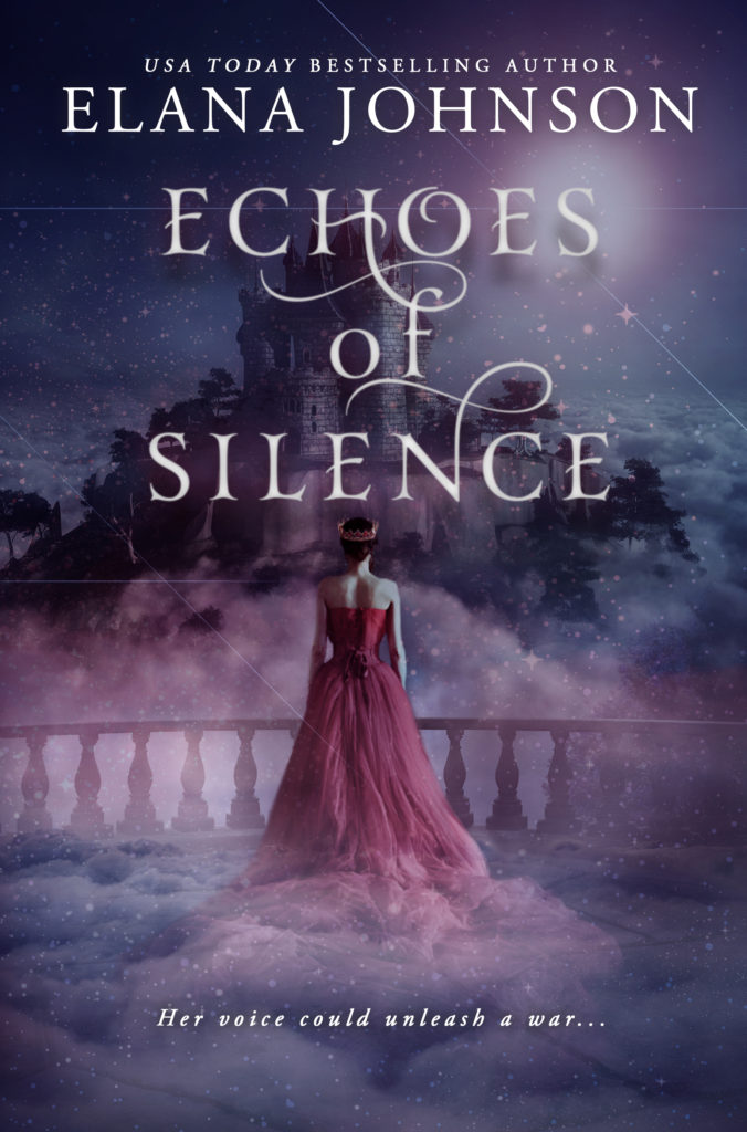 ECHOES OF SILENCE - EBOOK COVER