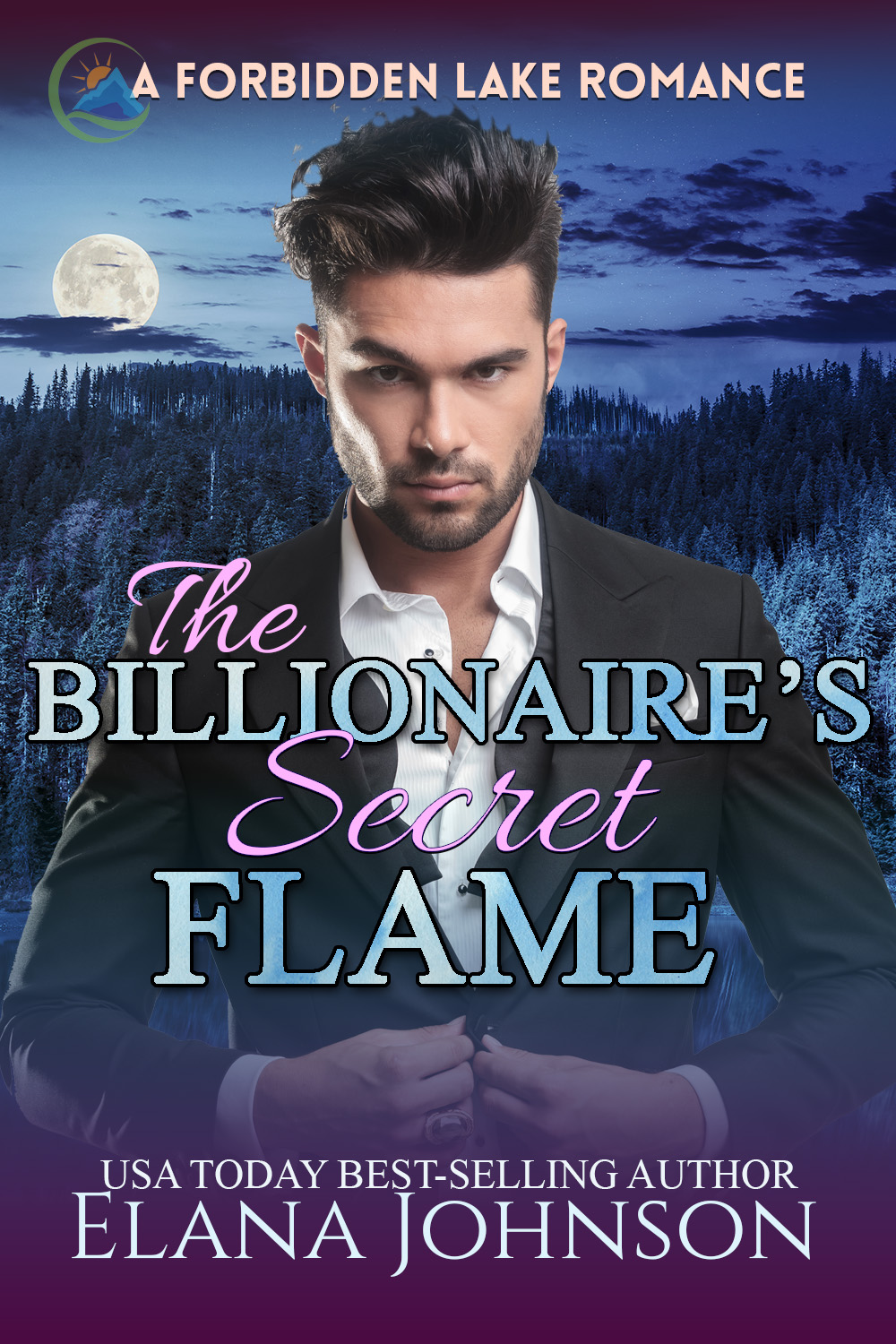 Billionaires Secret Flame NEWCOVER