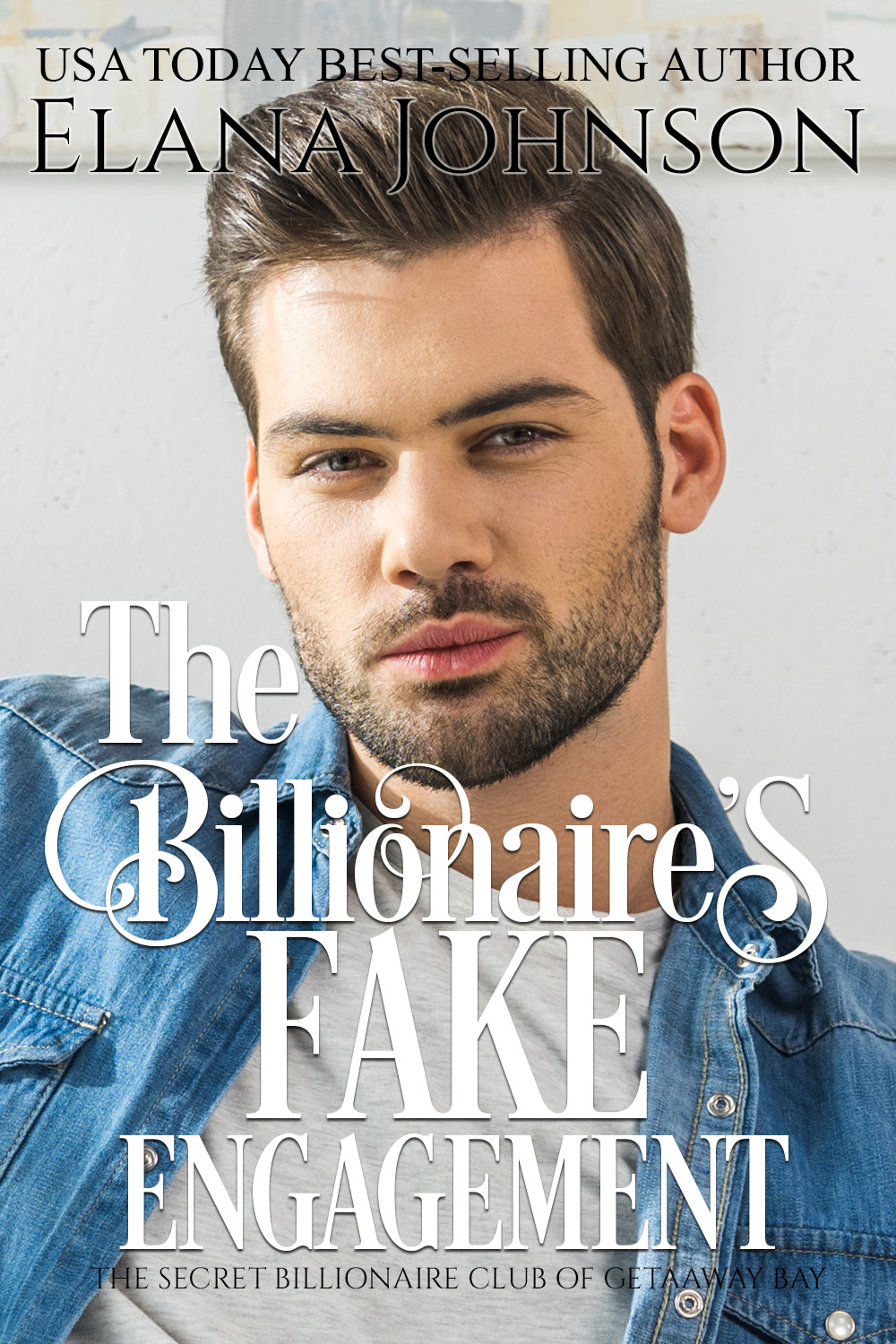 3 The Billionaire's Fake Engagement EBOOK COVER