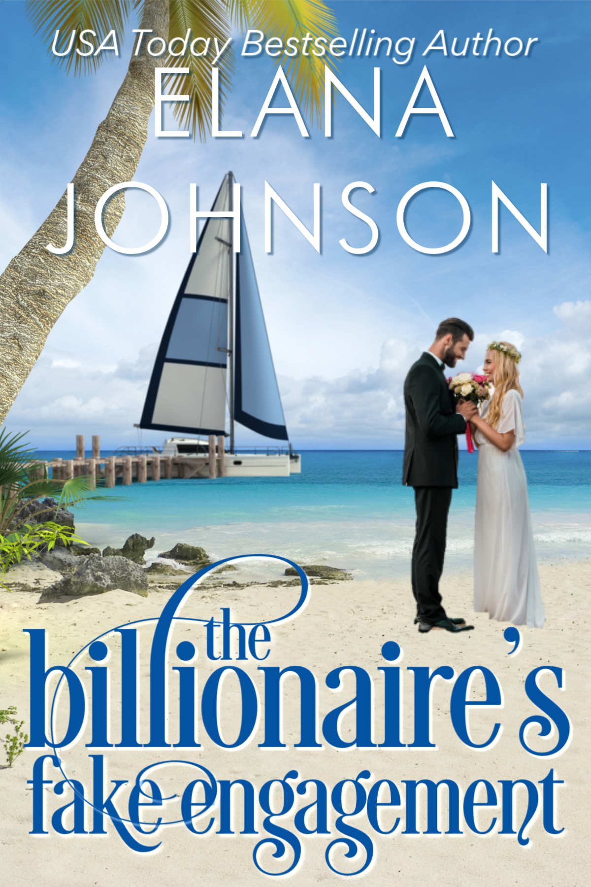 Billionaire's Fake Engagement New Cover (FINAL)