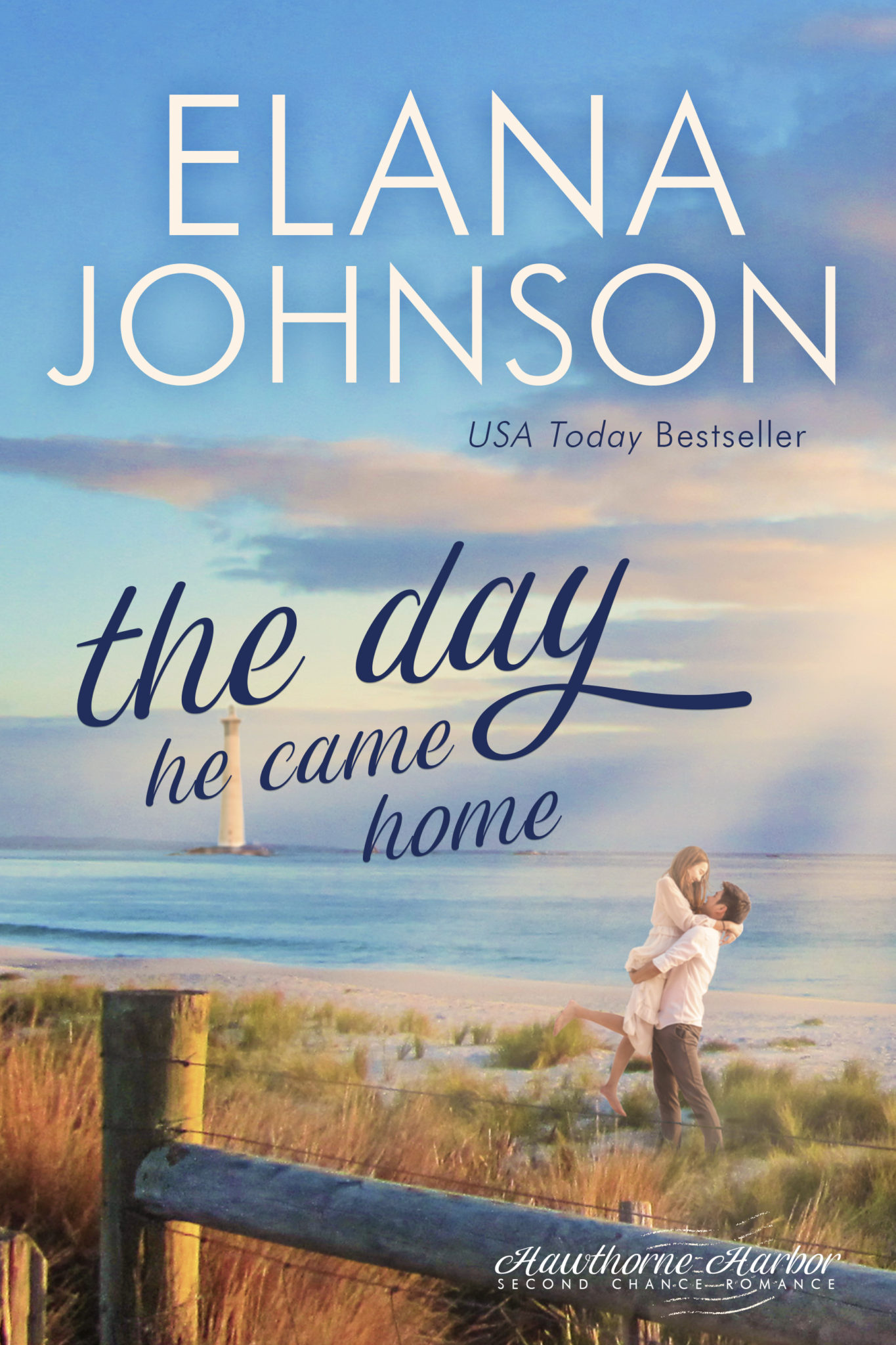 CLBD2020_ElanaJohnson_HawthorneHarborSecondChanceRomance_05_TheDayHeCameHome_EBOOK_FINAL