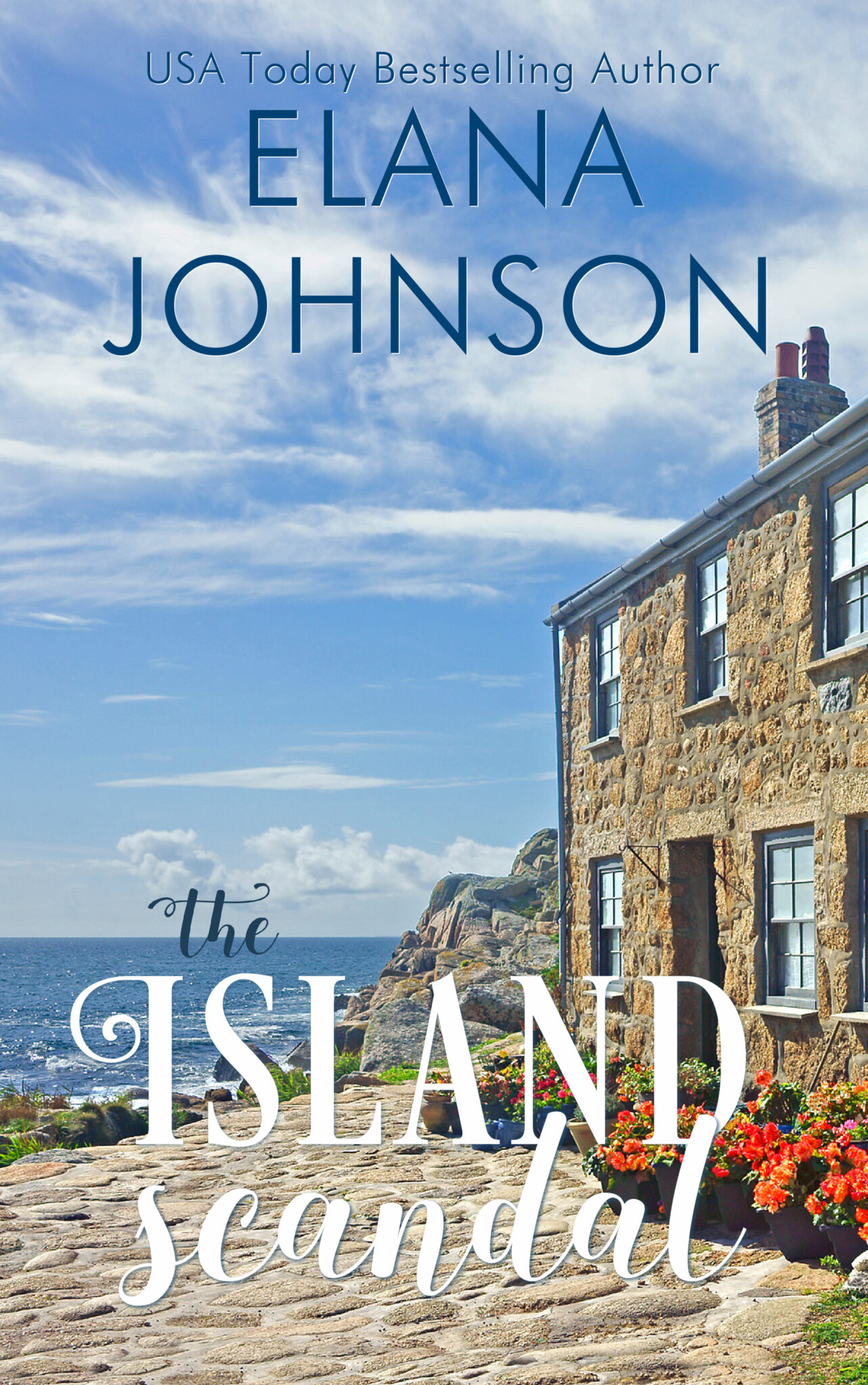 The Island Scandal Cover (Photo)
