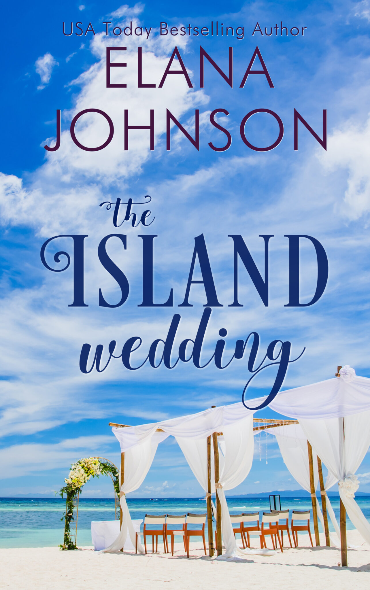 The Island Wedding NEW Cover copy