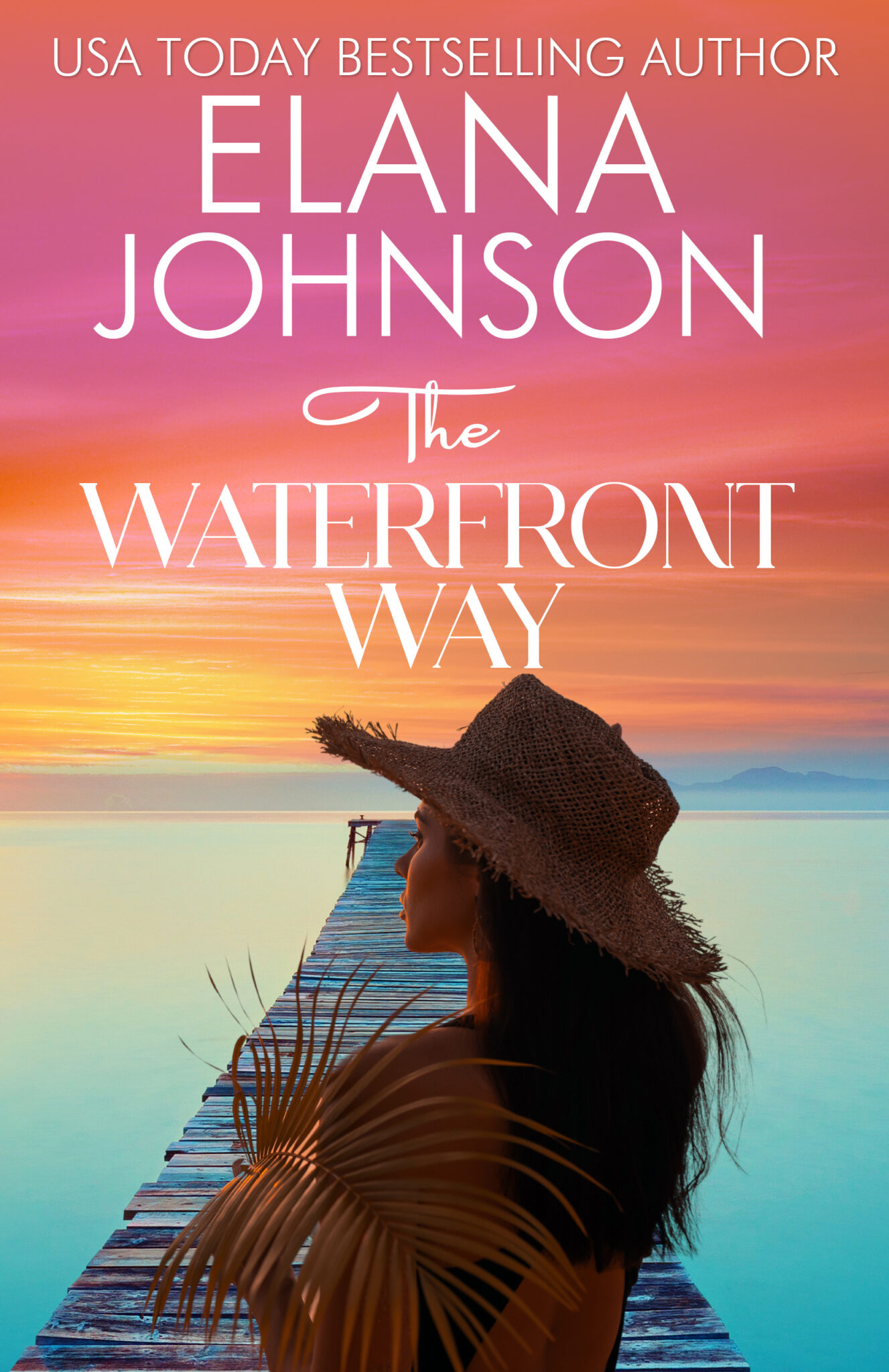 The Waterfront Way EBOOK flat